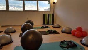 Atelier cours pilates sion