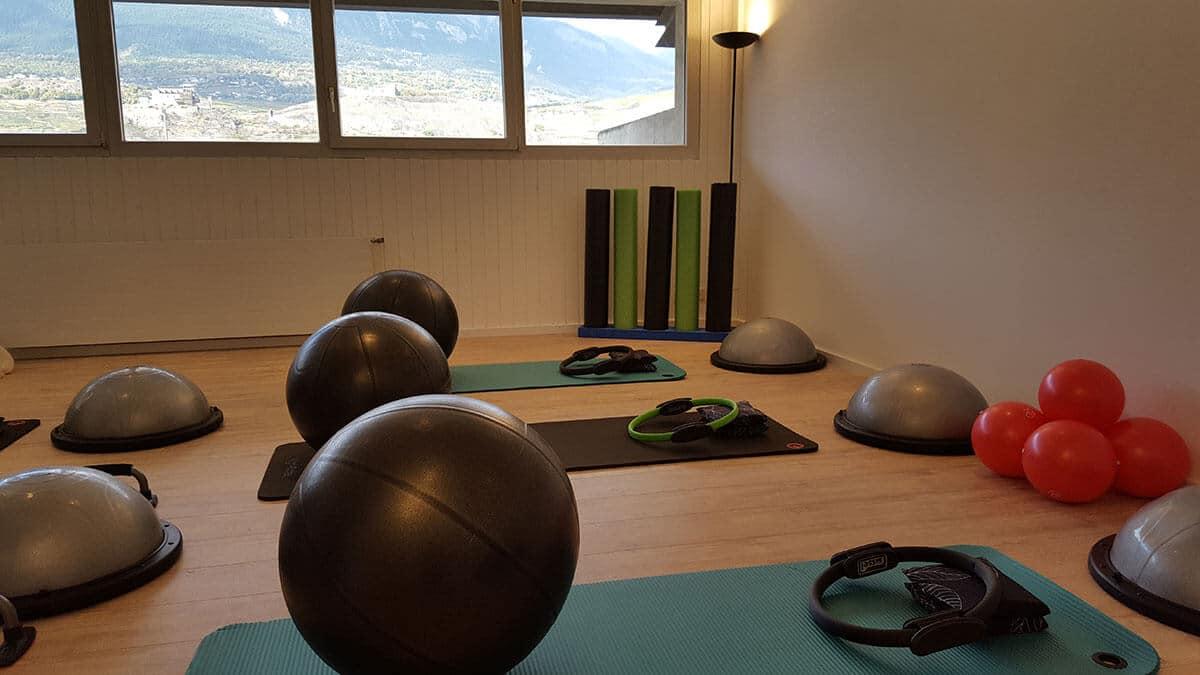 Cours Pilates Genève