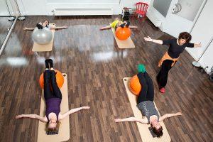 Cours Pilates Genève - Atelier corps et mouvement