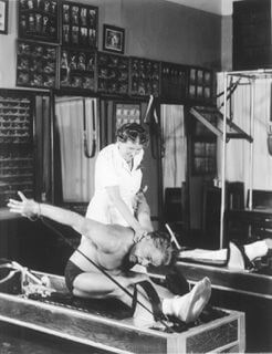 Joseph Pilates Professeur Pilates - Cours Pilates