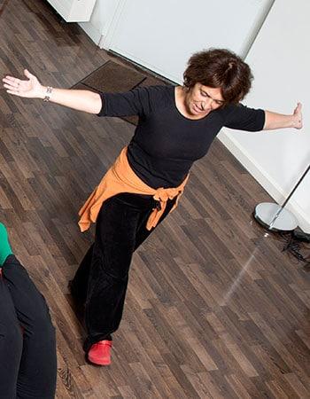 Patricia professeur Pilates - Atelier corps et mouvement