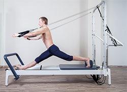 Reformer appareil Pilates