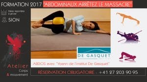 Formation abdominaux Gasquet