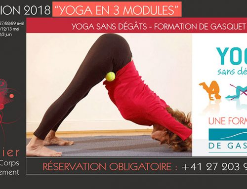Formation 2018 Sion « YOGA en 3 modules »