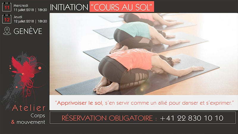 pilates - ateliers corps et mouvement