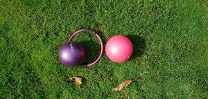 Pilates petite balle