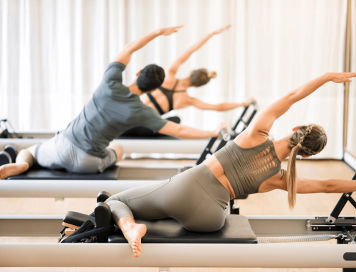Pilates in Geneva