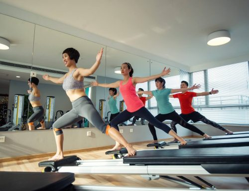 Pilates Quatuor Classes